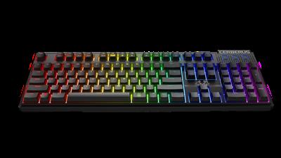 RGB-LED-Hintergrundbeleuchtung mit Lichteffekten in Millionen von Farben
