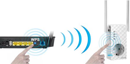 ASUS RP-AC53 WLAN-Repeater