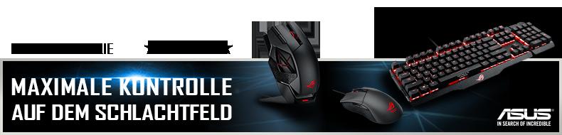 ASUS ROG Gladius Gaming Maus