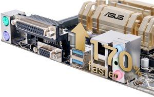 170 % Übertragungsgeschwindigkeit mit USB 3.0 Boost
